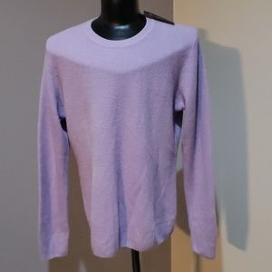 Purple Izod sweater